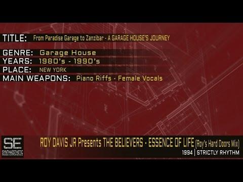 Roy Davis Jr. & The Believers - Essence Of Life (Roy's Hard Doors Mix) (Strictly Rhythm   1994)