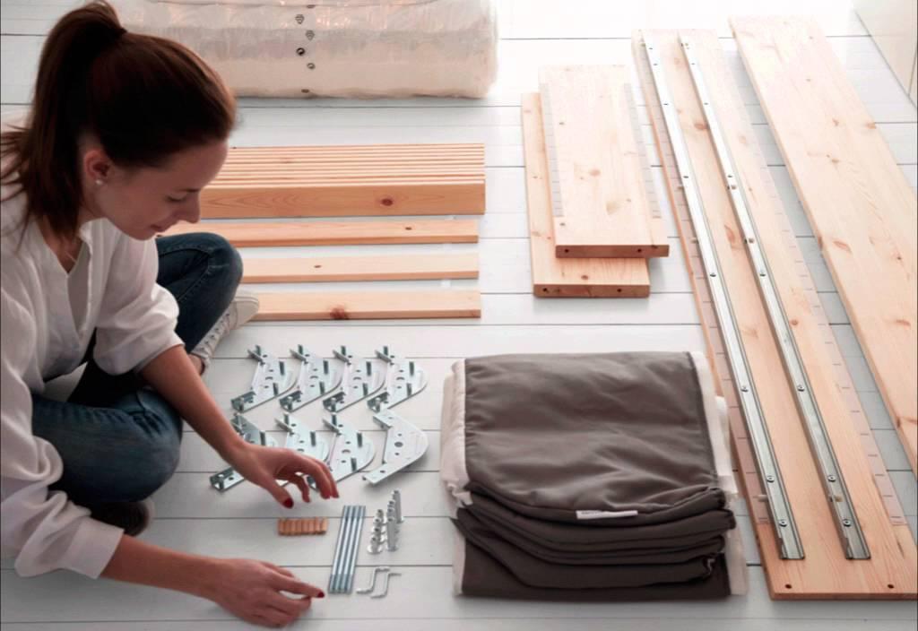 ikea espev r youtube. Black Bedroom Furniture Sets. Home Design Ideas