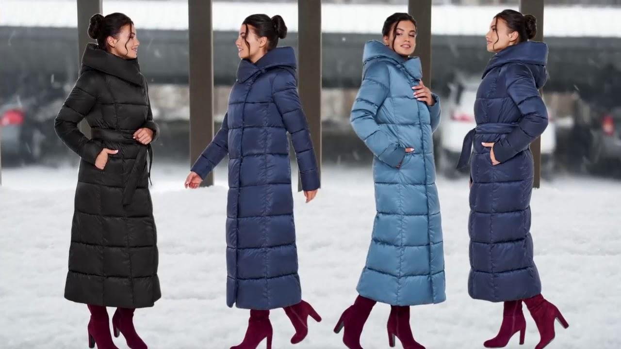 Зимняя куртка тинсулейт женская