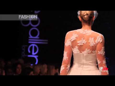 "White Gallery ""Best Dresses"" Bridal Design Fair 2014 London by Fashion Channel"