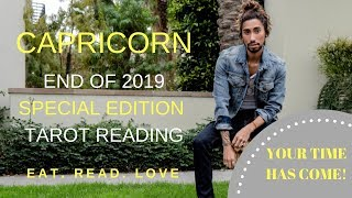"""Video CAPRICORN - """"YOU ARE BLESSED, MANIFESTATIONS COMING"""" END OF 2019 SPECIAL EDITION TAROT READING download MP3, 3GP, MP4, WEBM, AVI, FLV Oktober 2019"""