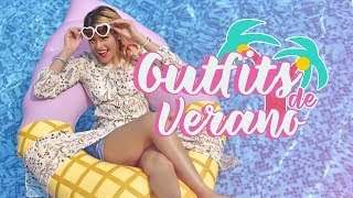 ¡OUTFITS DE VERANO! | MUSAS LESSLIE LOS POLINESIOS