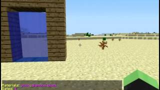 minecraft ปลั๊กอินประตูวาร์ป [น้ำ]