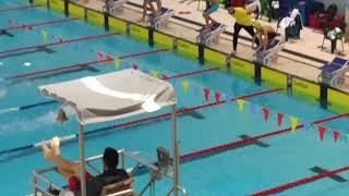 Publication Date: 2017-10-29 | Video Title: 2017小學中西區游泳比賽-男子甲組4x50米自由式接力 (