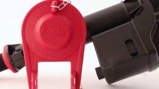 PRO GRADE Fill Valve & Toilet Flapper by Korky