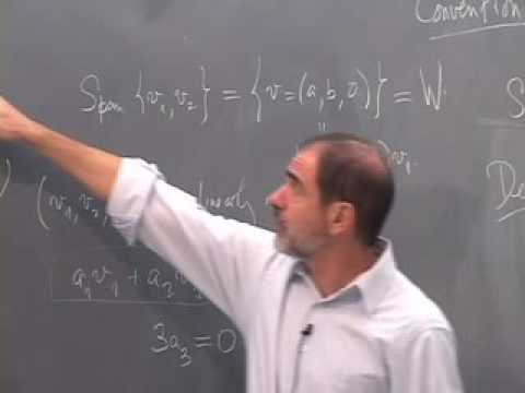 Abstract Algebra ~ Harvard ~ Lecture 09