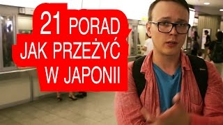 21 porad - wycieczka do Japonii