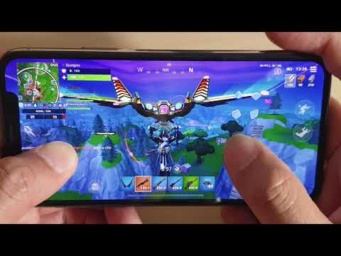 IPhone 11 Pro: Graphic Quality And Performance Test With Fortnite Gameplay