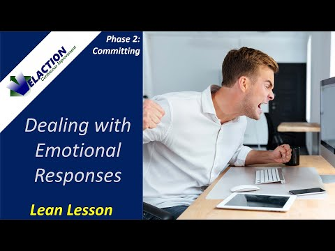 Heading Off Emotional Responses at Work