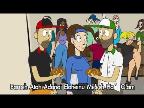 Shabbat Dinner (Learn the blessings!) - Moishe House Rocks