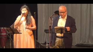 Tum Gagan ke Chandrama ho performed by Nayana Sarma
