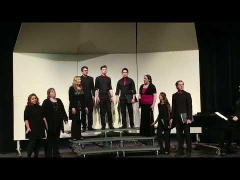 Inver Hills Community College choir concert!