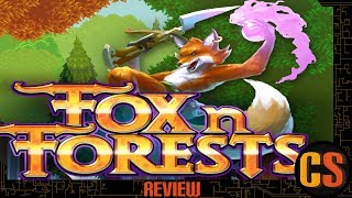 FOX N FORESTS - REVIEW