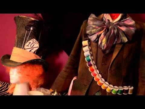 Mad Hatter Costume, Tim Burton's Alice in Wonderland, Threadbanger
