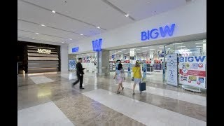 Woolworths to shut 30 of its Big W stores