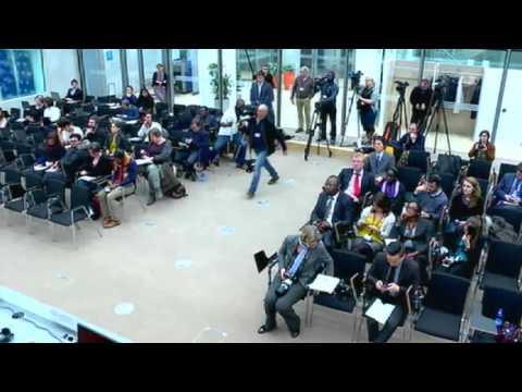 Conférence de presse, 27 janvier 2016, les Conseiles de la Défense