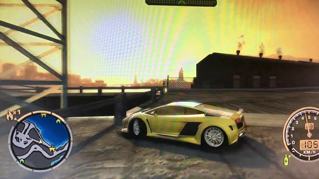 Need For Speed Most Wanted 2005 Lamborghini Gallardo Free ...