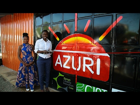 Azuri Health Kenya Launch New Facility