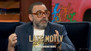 LATE MOTIV - Bob Pop. Contento, ilusionado e incluso a favor del poder | #LateMotiv616 Video