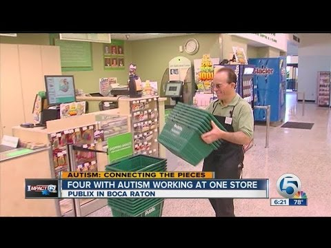 Autism spectrum employees eager to work
