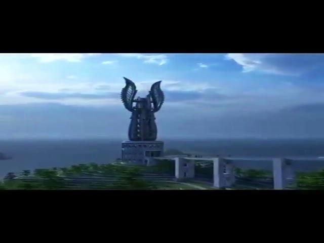 Penampakan Rencana Menara Kujang Sapasang di Jatigede Terlihat Megah dan Wah, Mari Kita Dukung ...