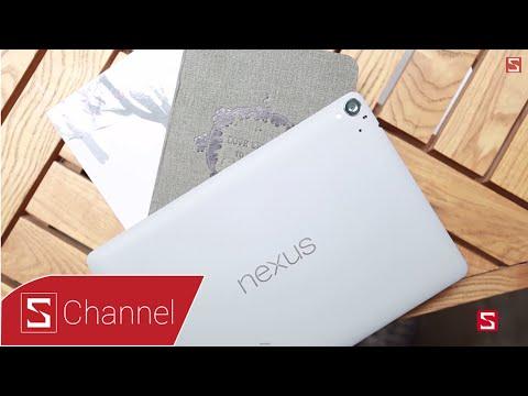 Schannel - Đánh giá Nexus 9 : Liệu có xứng đáng tablet Android tốt nhất ?