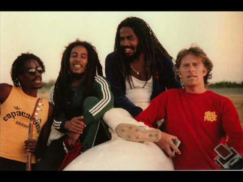 Bob Marley Lively Up Yourself alternate vocal take !