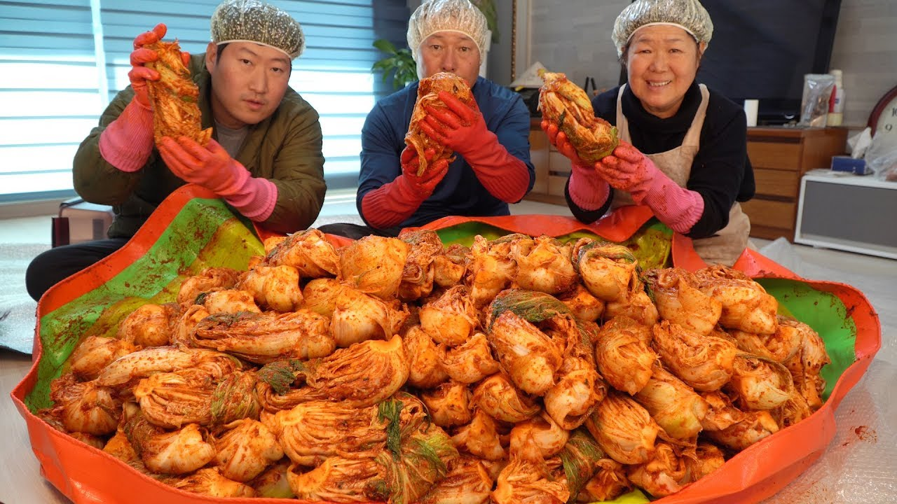 クチャラー 韓国