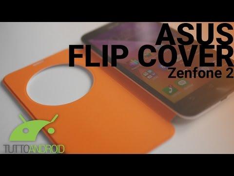 Asus flip cover e considerazioni su Zenfone 2 da TuttoAndroid.net