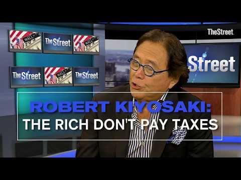 Robert Kiyosaki  The Rich Don't Pay Taxes