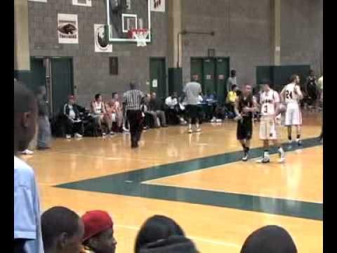2010 Cleveland State Basketball Tournament Miami of Ohio vs Indiana ABA