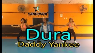 Dura - Daddy Yankee # Coreografia Sandunga
