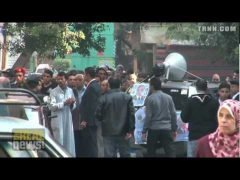 Egyptian Elections Show Brotherhood Strength, Tahrir Protesters Vow to Continue