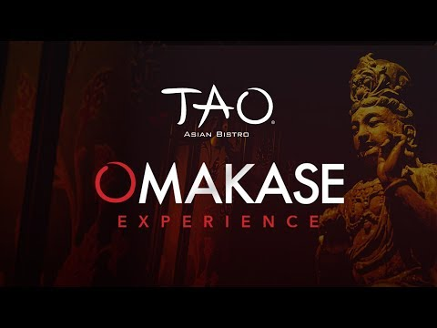 Omakase Experience At TAO Asian Bistro In Las Vegas