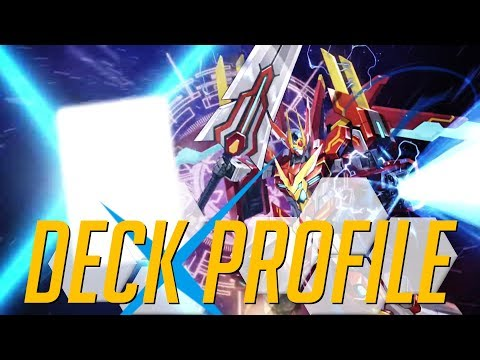 Cardfight!! Vanguard: Victor Deck Profile April 2018
