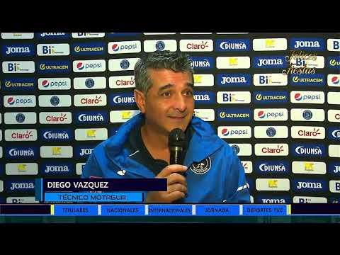 """TVC - La Noche del Gol- Diego Vázquez dice """"vendidos"""" a los Lobos UPNFM"""