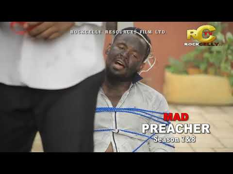 Download MAD PREACHER SEASON 7  - ZUBBY MICHEAL 2021 NOLLYWOOD BLOCKBUSTER || ROCKCELLY TV