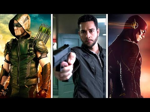 New Flash Characters, and Heroes Reborn Revealed!