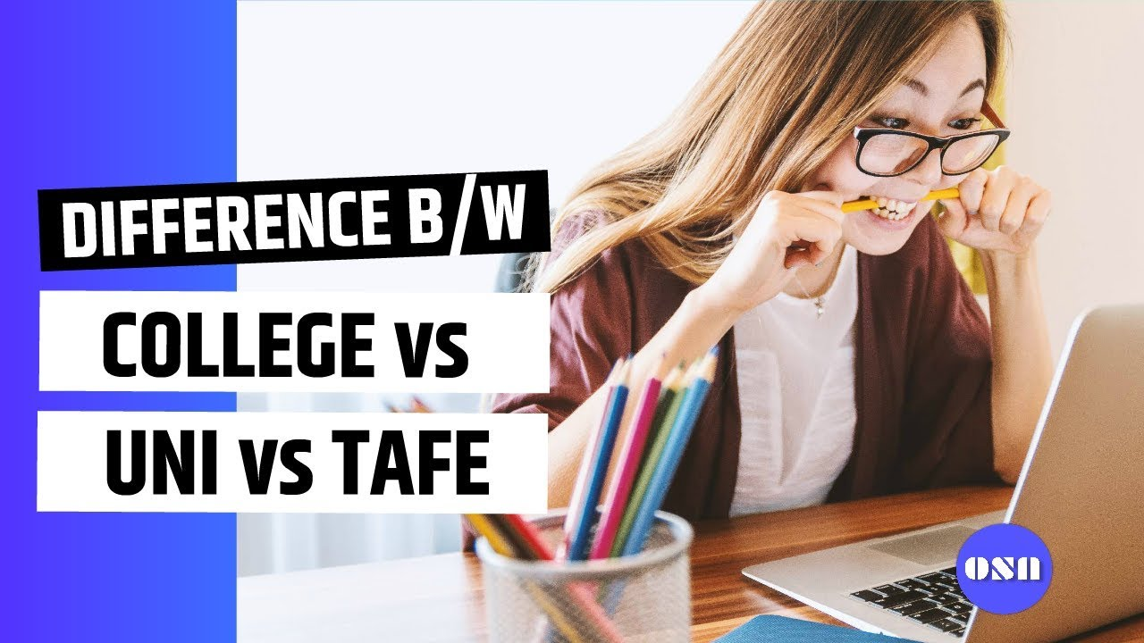 university vs college difference