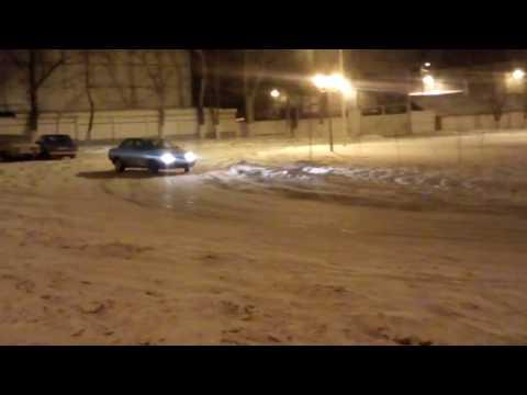 Ford Sierra Winter Drift 2.0 OHC