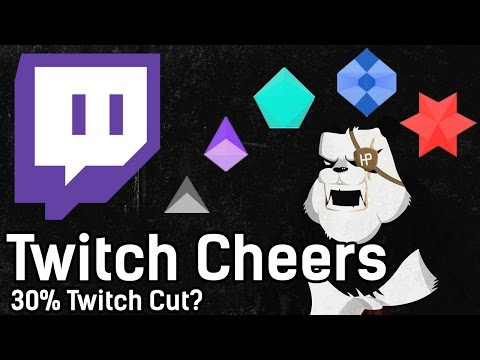What are Twitch Bits / Cheer?  Twitch Donation System Discussion | Panda Chats