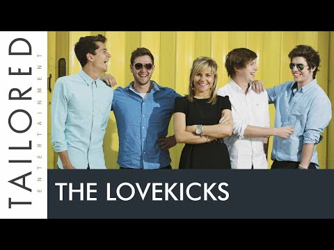 The LoveKicks Wedding & Function Band From Surrey