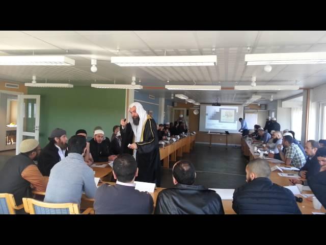 Andra konferens för att presentera Förbundet och hela verksamheter