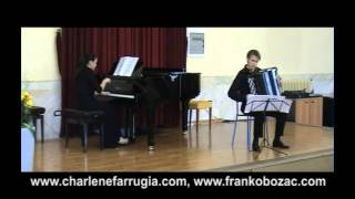 Duo Mascagni   perform  Choral and Final by A. Atarov, Charlene Farrugia and Franko Božac