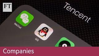 Tencent reaches $500bn market capitalisation