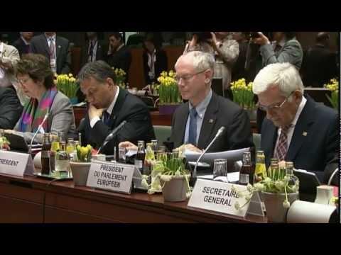 European Council -- Council of the European Union - 2011