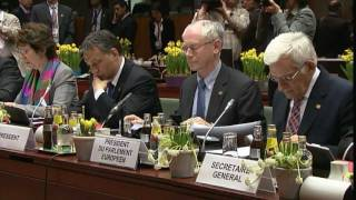 European Council -- Council of the European Union - 2011