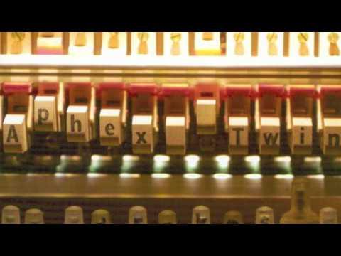 Aphex Twin - Mt. Saint Michel Mix+St. Michaels Mount