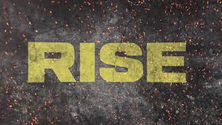 Ashes Remain Rise Official Lyric Video