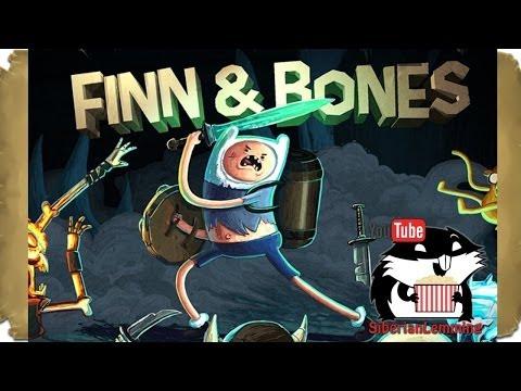 Finn & Bones Время смешивать с Сибирским Леммингом [бесплатная флешка]